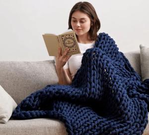 Bearaby cotton napper, women-led businesses