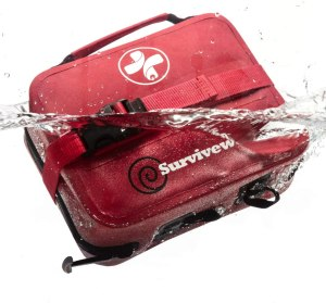 Surviveware Waterproof First Aid Kit