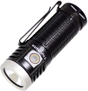 best edc flashlights thrunite t1 magnetic tailcap