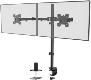 dual monitor stands wali extra tall