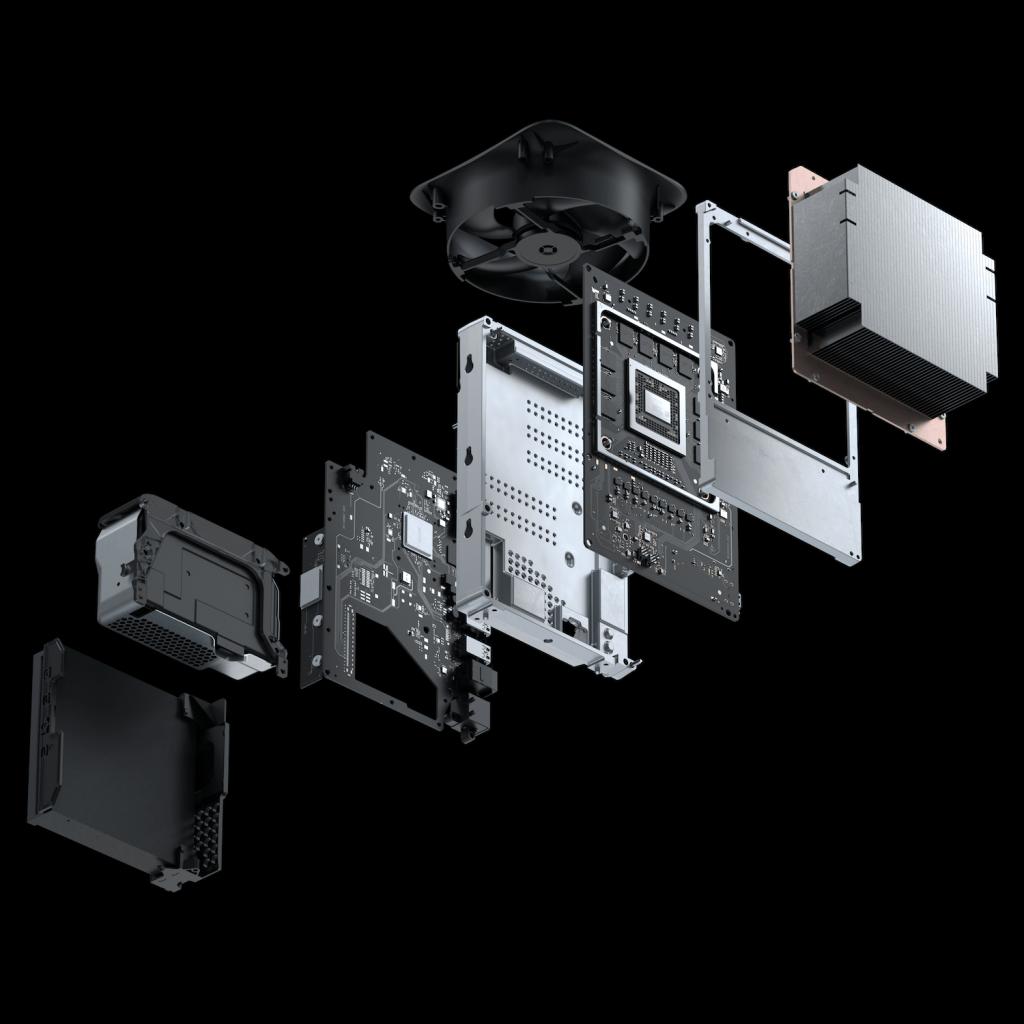 xbox series x amd chipset