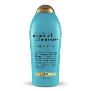 argan oil of morocco, sulfate-free shampoo