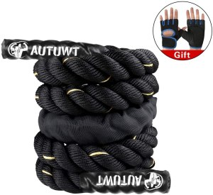AUTUWT Heavy Weighted Jump Rope