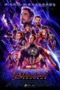Avenger's Endgame Movie Poster