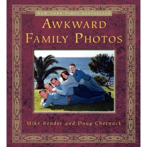 Awkward Family Photos - comical book