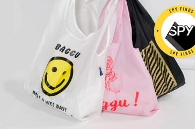 baggu reusable bag set