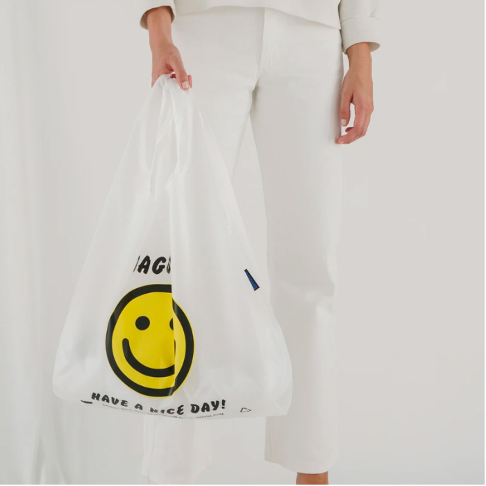 baggu thank you bag