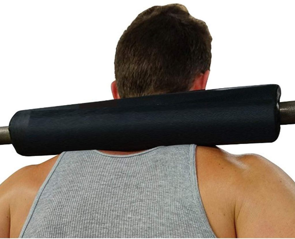 barbell neck pad
