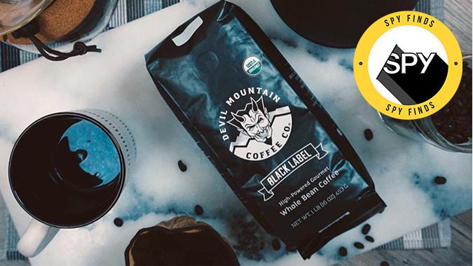 black label coffee