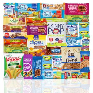 healthy snacks for work blue ribbon healthy care package