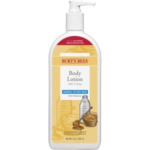 Burt's Bees Milk and Honey Body Lotion