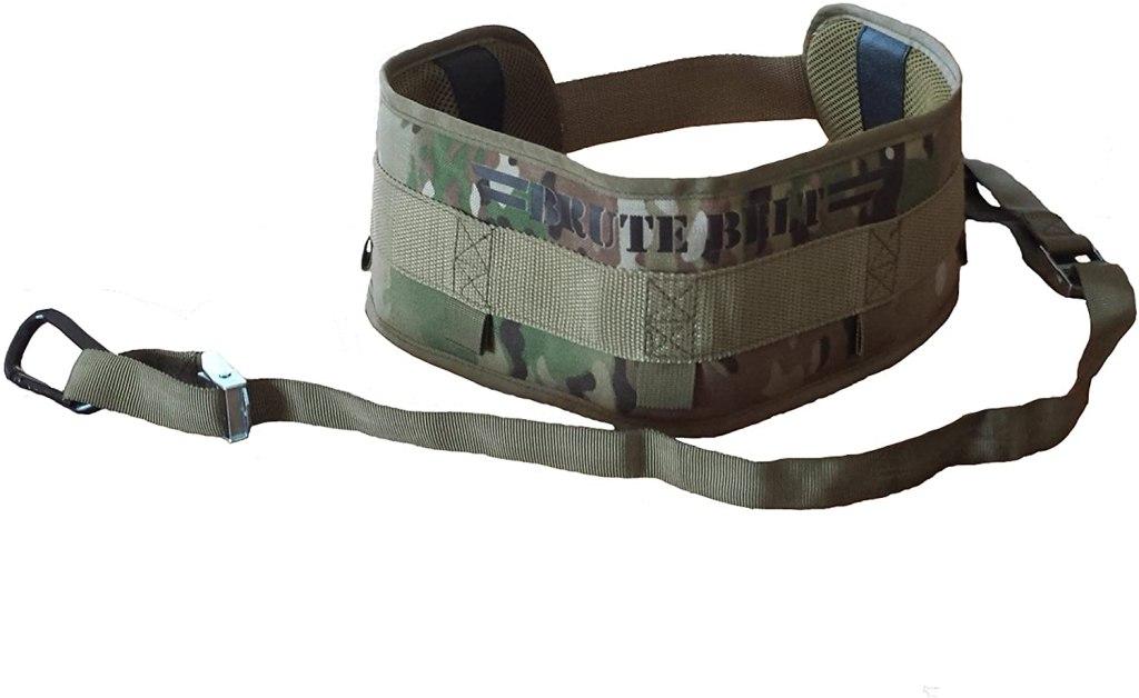 weight lifting dip belt brute