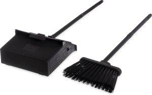 carlisle dustpan and broom duo