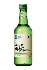 what is soju chum churum
