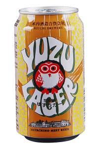 japanese beer yuzu lager