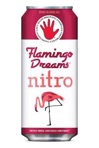 flavored beer flamingo