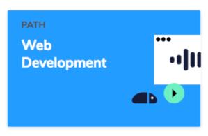 Codecademy Web Developer Career Path