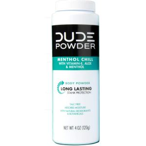 cooling body powder for men dude