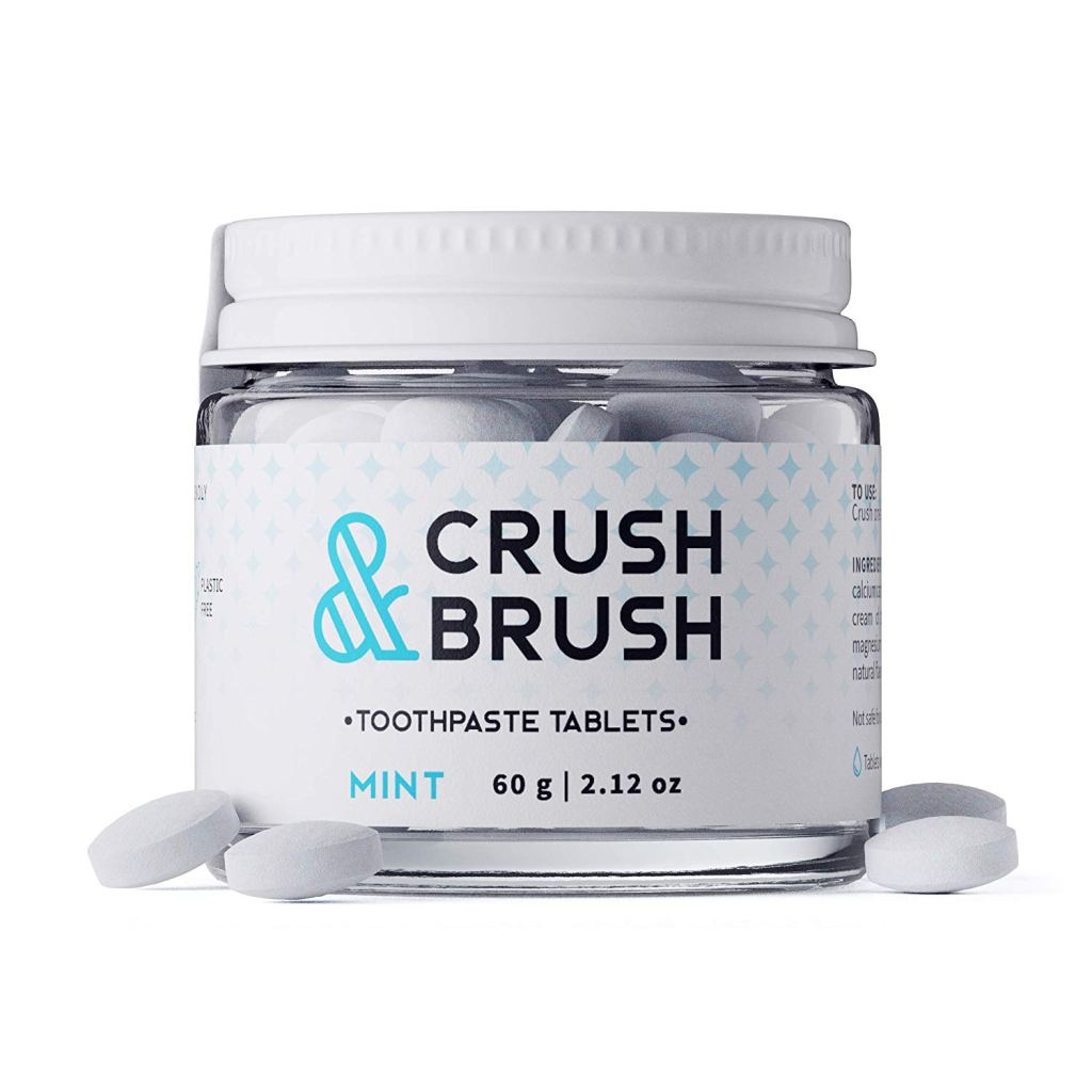 Crush Brush Tablets