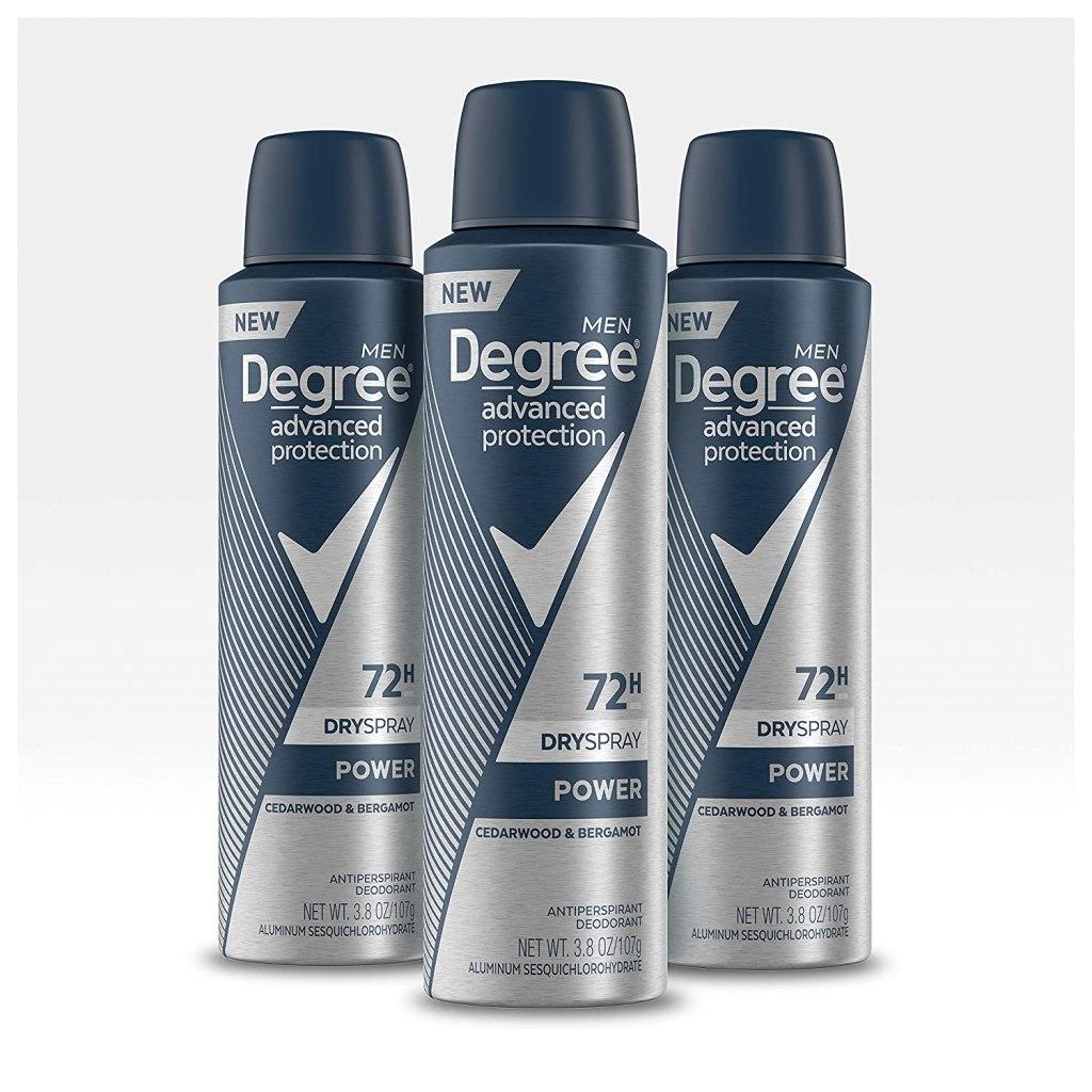 Best Spray On Deodorants – Degree
