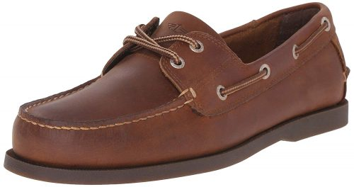 Dockers Vargas Leather Boat Shoe