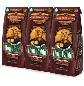best espresso beans don pablo classic italian