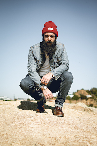 Anthony Mastracci of The Next Gentleman wearing the Wolverine 1000 Mile Cap Toe Boot