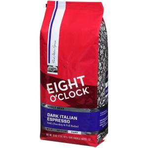 best espresso beans eight oclock whole