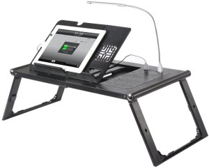 Etable foldable bed tray table, best bed tray table