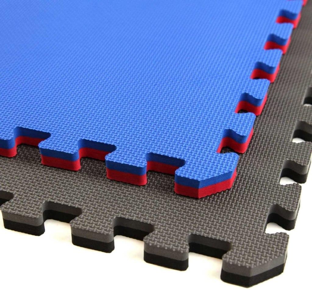 foam exercise tiles