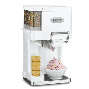 Cuisinart ICE-45 Ice Cream Maker, Soft Serve Mix-it-In, Best Ice Cream Makers