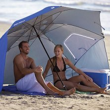 make beach time more enjoyable with these built-for-purpose umbrellas