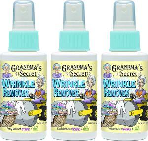 Grandma's Secret Wrinkle Remover Spray
