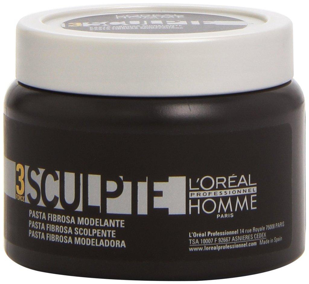 hair sculpting paste l'oreal