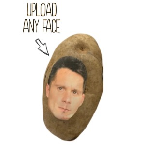 Mail a Potato Face
