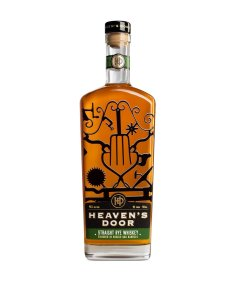 Heaven's Door Straight Rye Whiskey