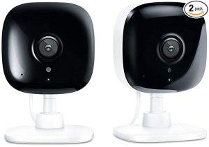 Kasa Spot Indoor Camera (2-Pack)