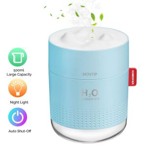Portable cool mist humidifier