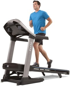 best quiet treadmill horizon fitness elite t7
