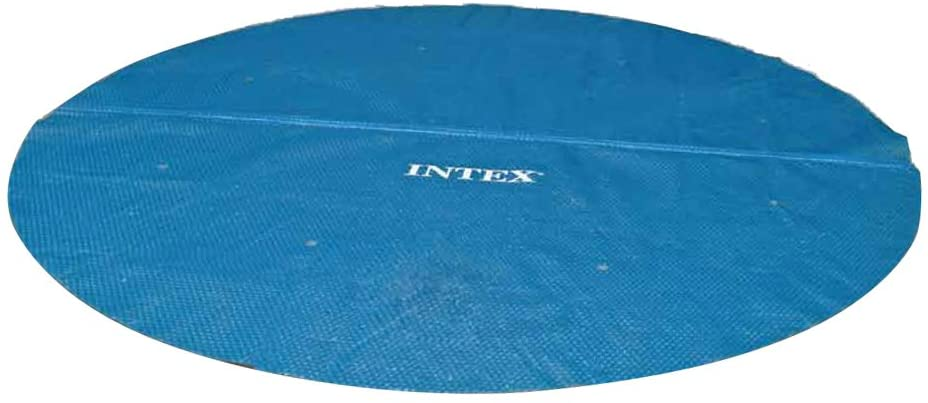best solar pool covers intex