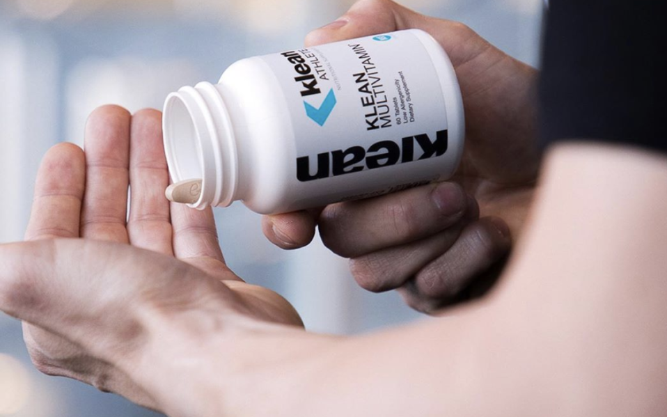 Klean Athlete supplements