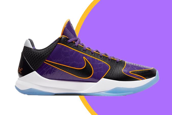 Nike To Release New Kobe Bryant 5