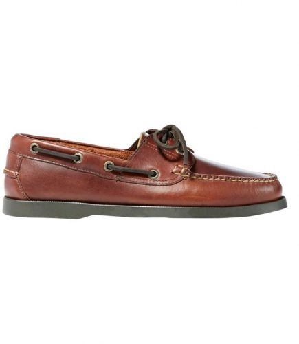 L.L. Bean Casco Bay Boat Shoes