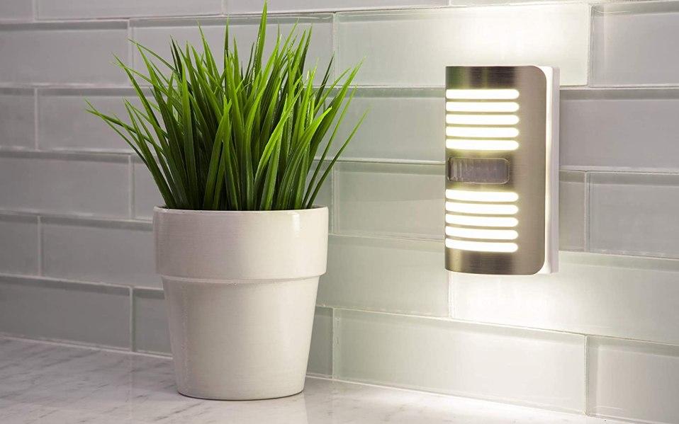 Plug-In LED Night Light