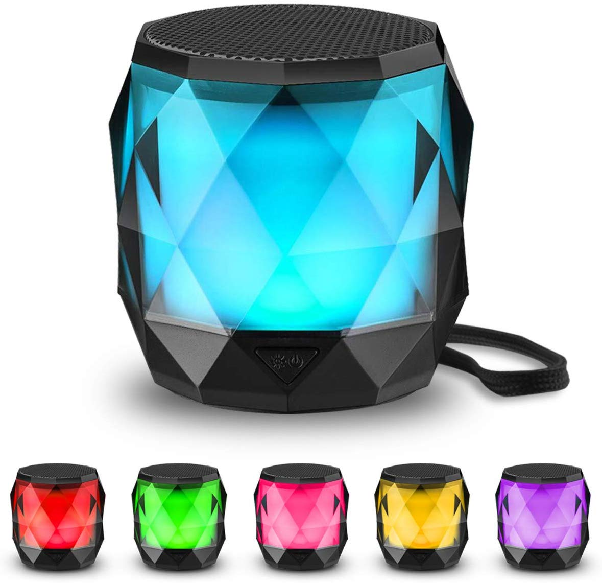 LFS Night Light Wireless Speaker