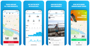 best workout apps map my run by under armour