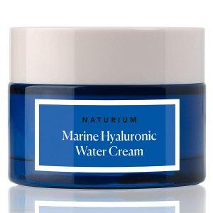 marine hyaluronic acid moisturizer, creme de la mer dupes