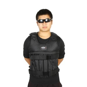 best weighted running vests max loading