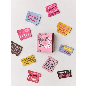 Mean Girls Mini Burn Book + Magnet Set