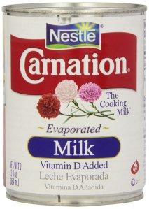 shelf stable milk - Nestle Carnation Evaporated Milk